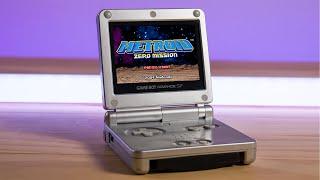 Game Boy Advance SṖ in 2021? - My New Favorite Handheld!