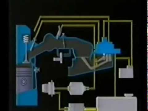 Bosch K Jetronic Cis Explained Youtube