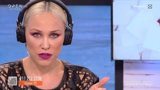 Το αγόρι της Ηλιάνας δεν της είπε για την αλλαγή του σε σεξουαλικές προτιμήσεις - The booth |OPEN TV