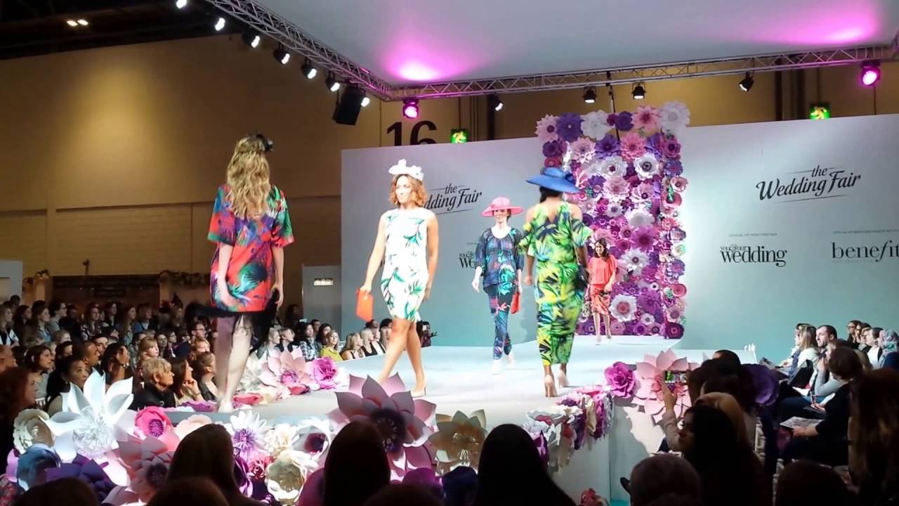 House of Fraser Mother of the Bride - The Wedding Fair catwalk ...