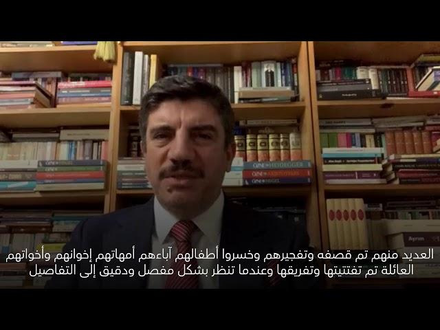 ياسين أقطاي: تركيا لن تجبر اللاجئين السوريين على العودة غير الآمنة