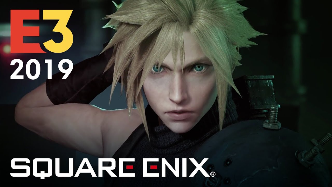 Everything Square Enix showed at E3 2019