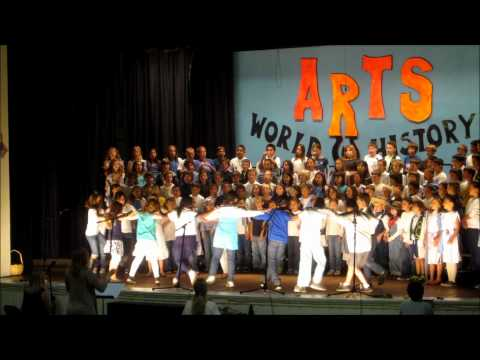 Lily's Sierra Madre Elementary School dance