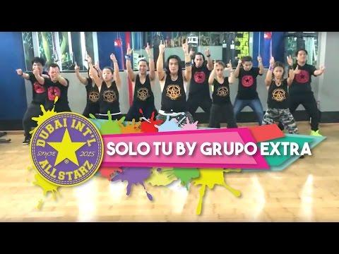 Solo Tu | Grupo Extra | Zumba® Cooldown | Alfredo Jay