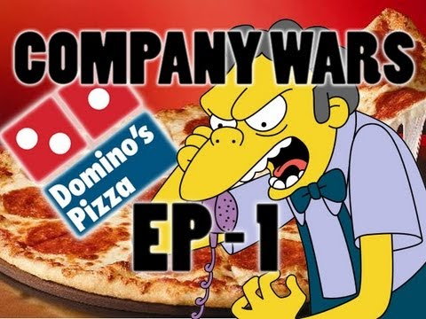 Domino's Vs Themselves - Prank Call - Company wars 1