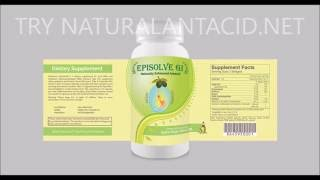 What is  Heartburn ? by Natural Antacid and EpisolveGI