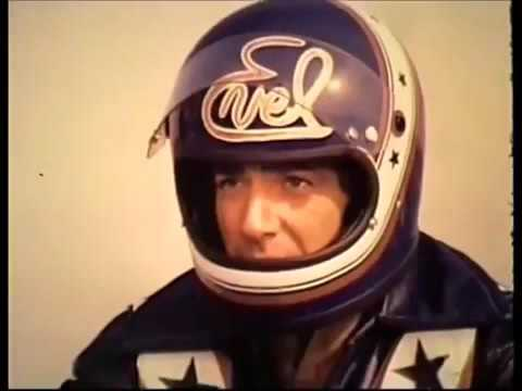 Evel Knievel (TV Pilot) Sam Elliott 1974