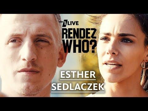"""Esther Sedlaczek: """"Es reicht nicht, wenn du nur gut aussiehst."""""""