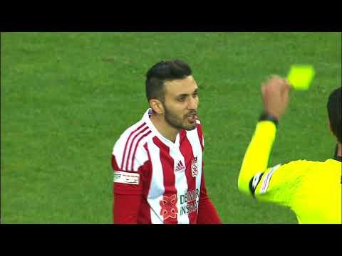DG Sivasspor 3 - 2 Osmanlıspor FK #Özet