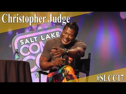 Christopher Judge - Panel/Q&A - SLCC 2017