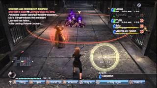 WKC 2 Second Story - Part 7 - Balandor Castle White Knight Chronicles II Speed Walkthrough