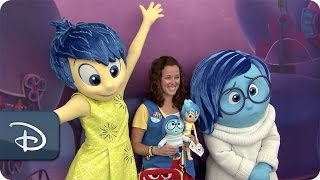 'Inside Out' Meet-Up | Walt Disney World