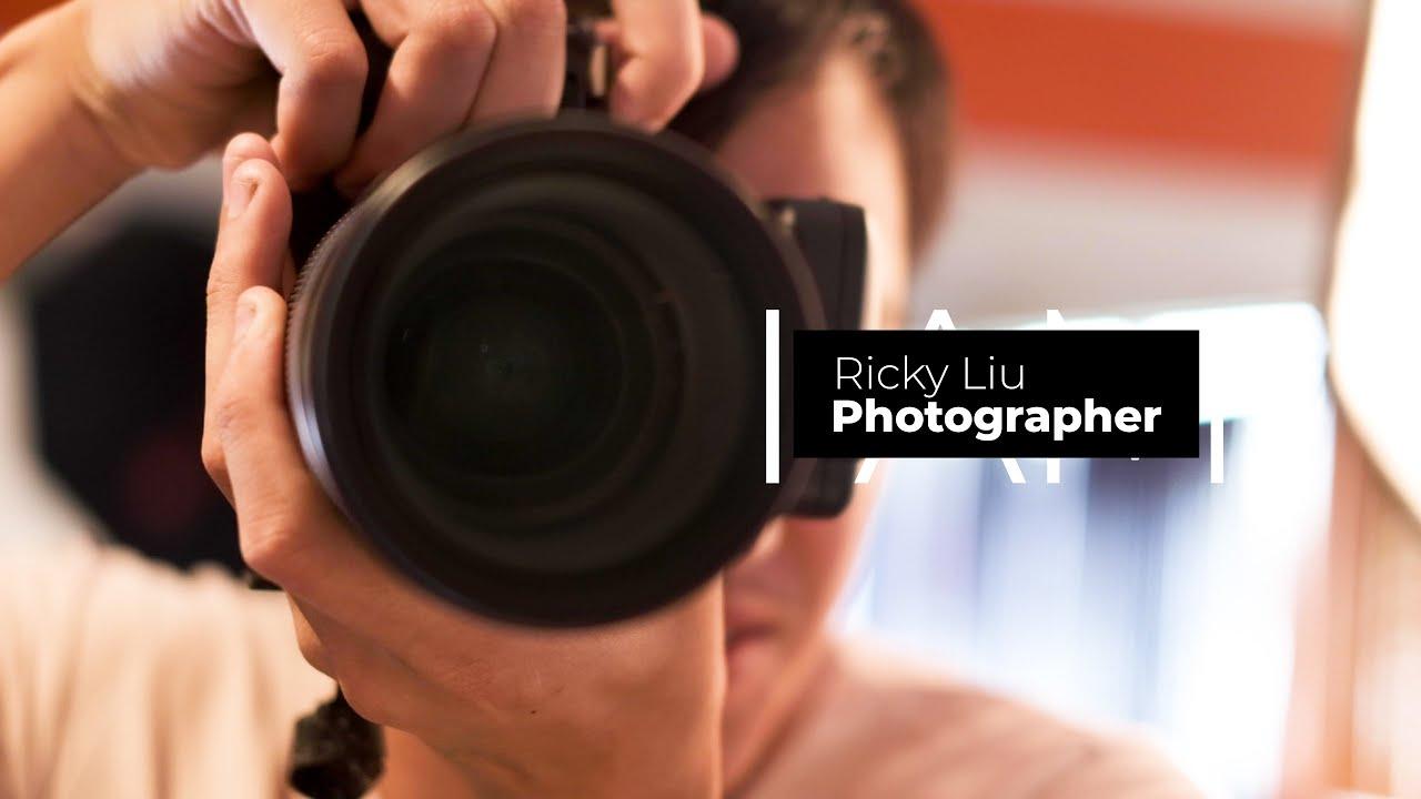 I Am - Ricky Liu, Photographer (Short Documentary) - My Rode Reel 2020