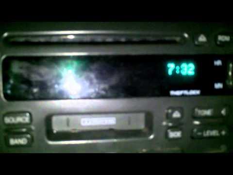 2000 Cadillac SeVille system