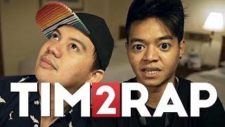 (PART 1) BOMBARDIR PERTANYAAN feat. REZAOKTOVIAN - #TIM2ONEVLOG