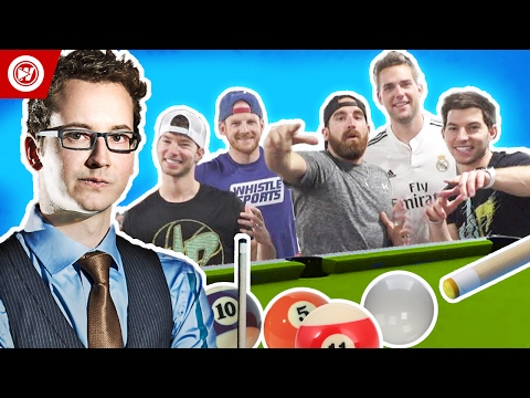 Thumbnail: Dude Perfect | The Making Of Pool Trick Shots 2