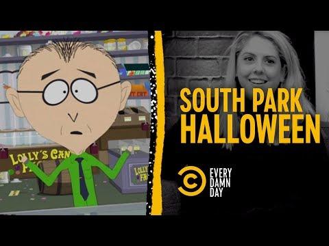 Sneak Peek: Celebrating Halloween with South Park
