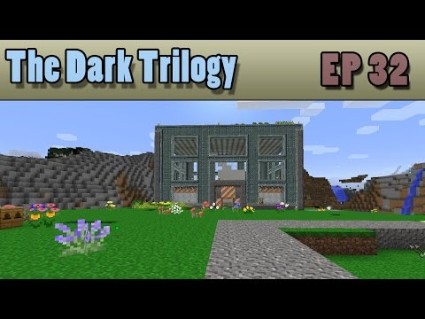"Minecraft The Dark Trilogy :: EP 32 :: ""Botany Basics"""