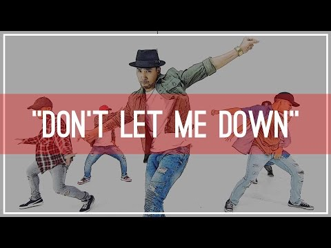 """Chainsmokers """"Don't Let Me Down"""" Choreography By Vinh Nguyen 