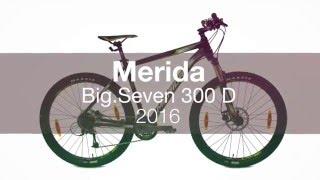 Видео обзоры MERIDA Big.Seven 40-MD