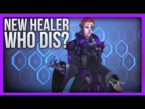 HOW MOIRA SHOULD BE PLAYED!!