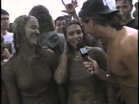 Mtv Mud Mosh Woodstock 94 Youtube