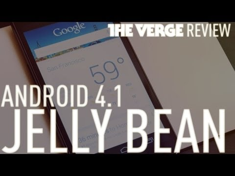 Android 4.1 Jelly Bean Review
