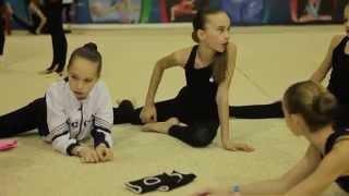 Olympico Rhythmic Gymnastics camp (9- 7 января 2014, Москва)