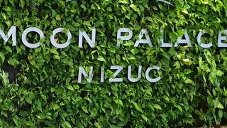 Moon Palace Resort Hotel Garden View Deluxe room tour, Nizuc Hotel, Cancun, Mexico 2018