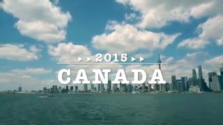 【Canada】Looking back on 2015  10min