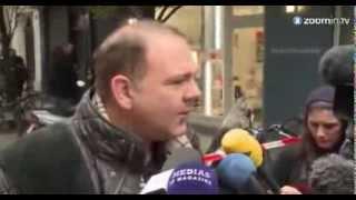 Paris : Un homme armé sème la terreur