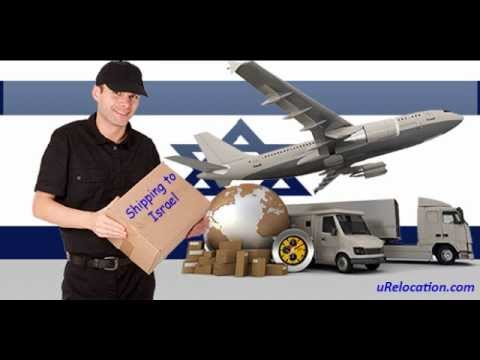 Shipping To Israel