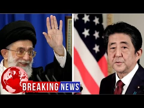 Japan PM heads to Tehran amid US-Iran tensions