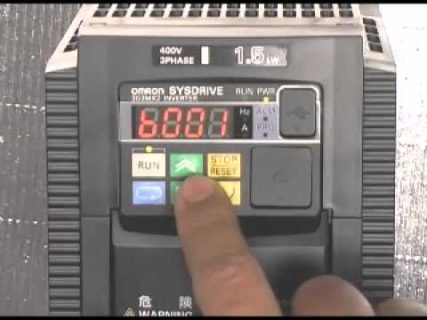 initialzing setting for omron inverter Grundfos Wiring Diagram