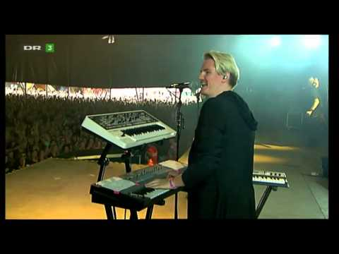 Marie Key - Uden Forsvar (Live Roskilde 2013)