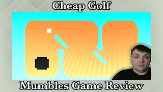 Golf Inspired Masterpiece? - Cheap Golf Review - MumblesVideos Game Review