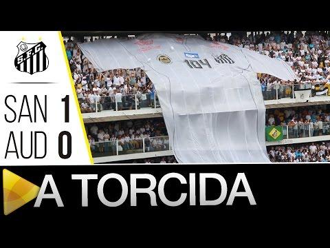 Santos 1 x 0 Audax | A TORCIDA | Paulistão (08/05/16)