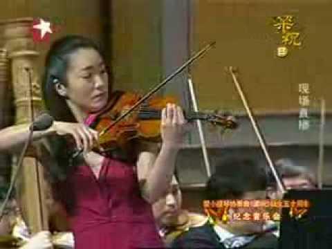 Butterfly Lovers Violin Concerto By Akiko Suwanai Part 1