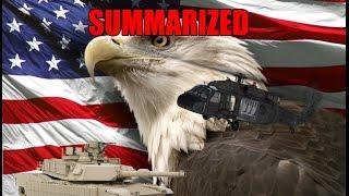 EVERY SINGLE USA unit summarized
