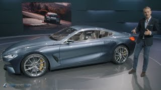 BMW Group Design VP on the 8 Series Concept thumbnail