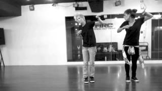 Whitney Houston - Call You Tonight Choreography by Jasmine Li & Lil Bo