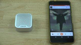Anker SoundCore nano (Micro Bluetooth Speaker)