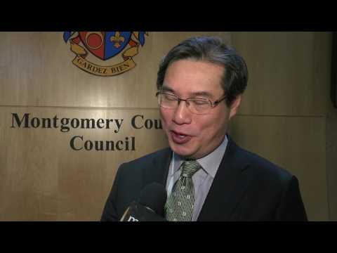 Montgomery County Council recognizes Korean American Day