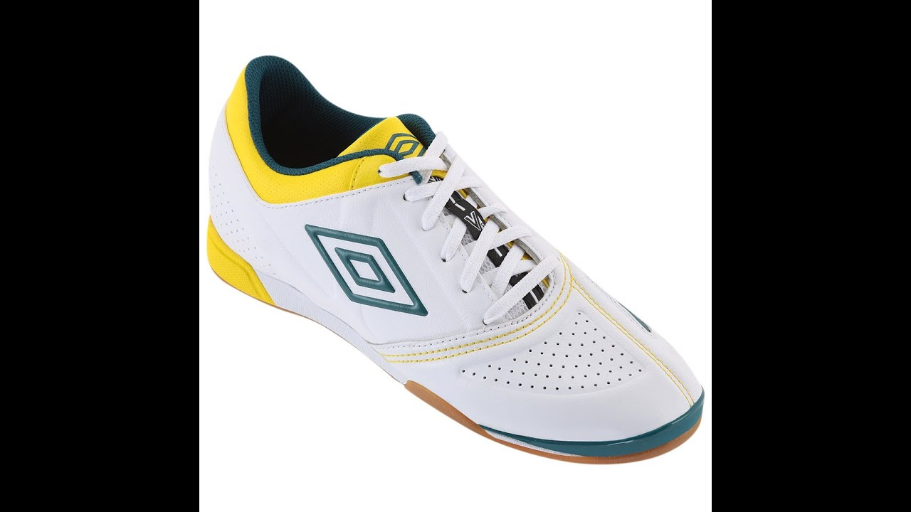 Unboxing society Umbro Futsal World ID - YouTube