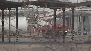 Mueren 6 trabajadores checos por la explosión en una refinería