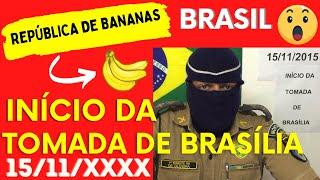 15 11 2015   INÍCIO da TOMADA DE BRASÍLIA - 4° Vídeo do 1° Tenente do Paraná.