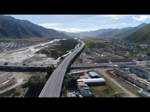 Longest High-grade Highway in Tibet Opens to Public