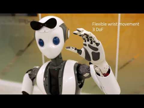 Amazing Video: Nimble Humanoid Robot Threads Needle, Pours Drink