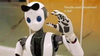 INNFOS XR-1 Robot——the intelligent service robot powered by INNFOS SCA