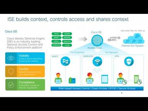 Cisco ISE Installation Webinar